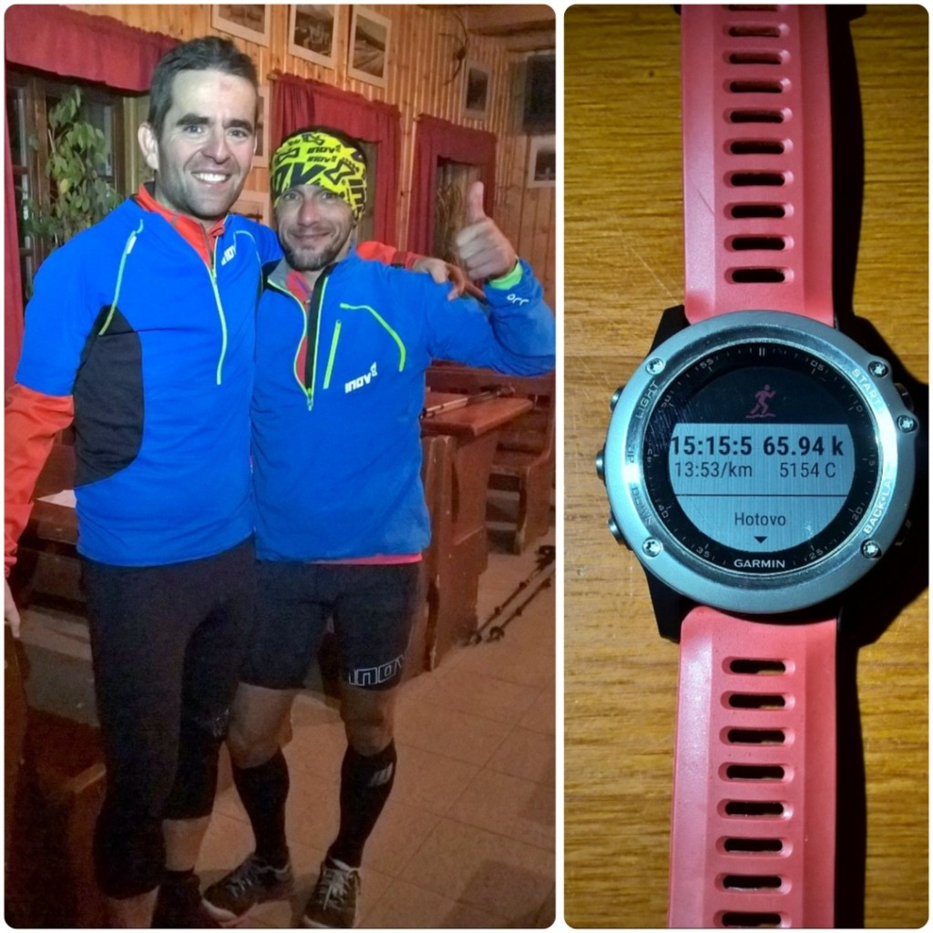 Tomáš a Martin v cieli prvého ultra trailu po tatranských chatách 12CH TRAIL.