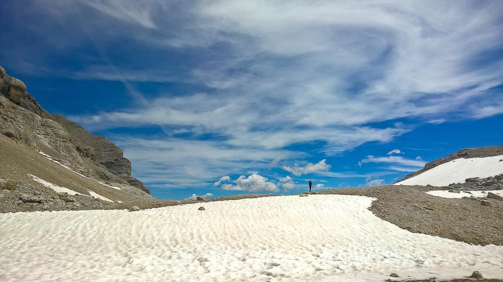Leto v Dolomitoch