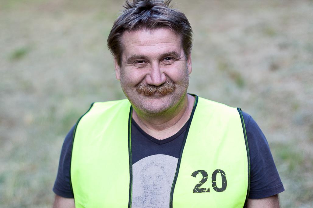 Humans of STEFANIK TRAIL