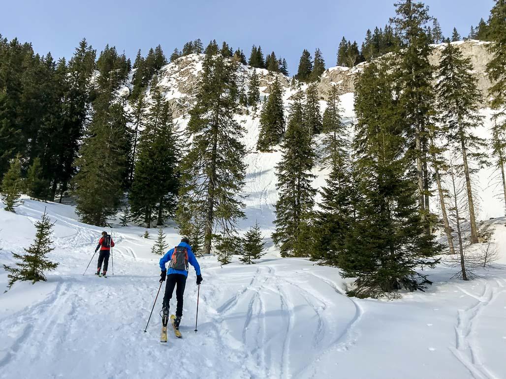 Schneeberg Uphill