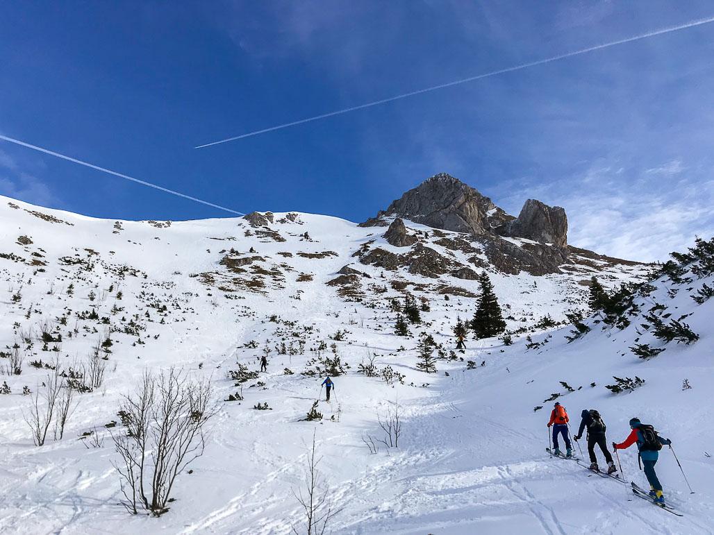 Schneeberg Wurzengraben