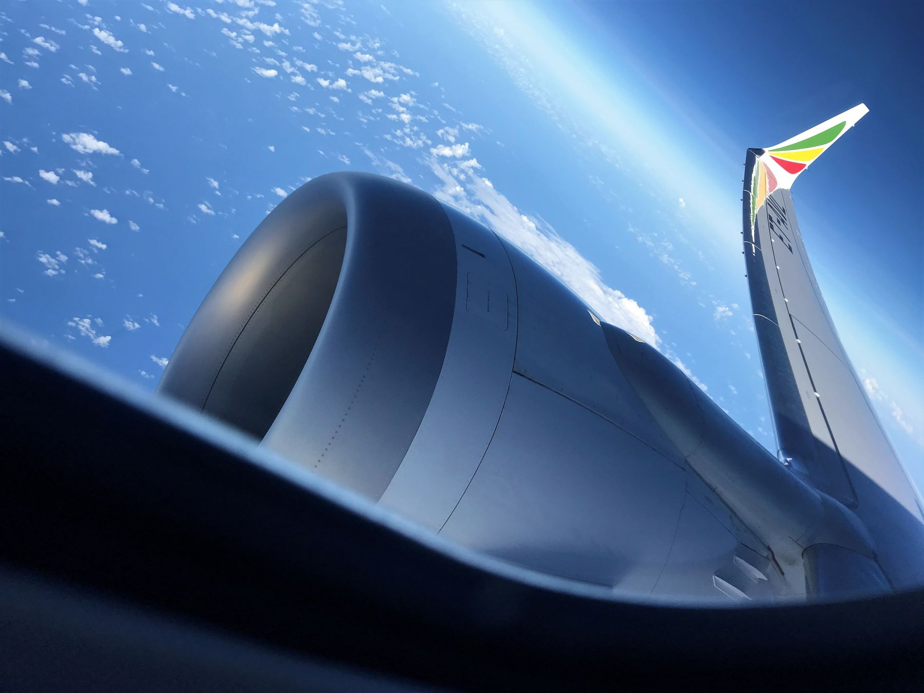 Ethiopian Airlines ET-AVL
