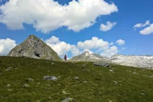 Arlscharte, Austrian Alps